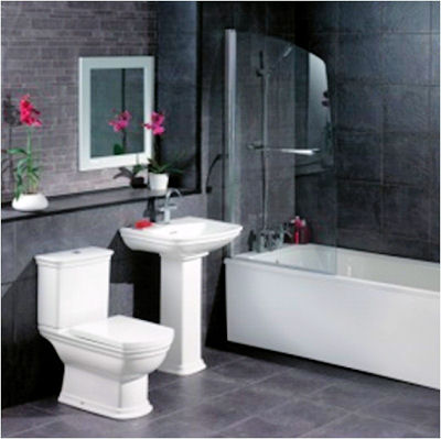 View all our bathrooms Styles
