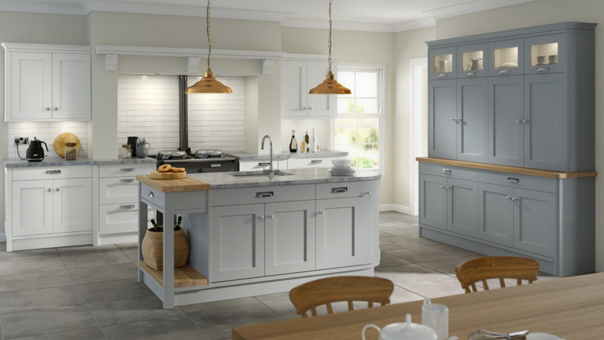 View all our kitchens Styles