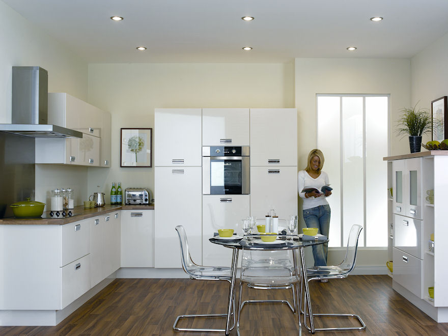 A Selection of kitchens